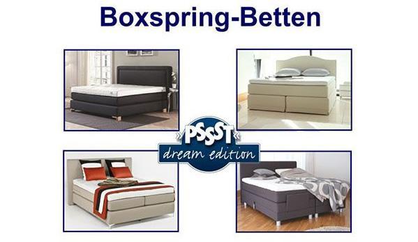 Boxspring Betten