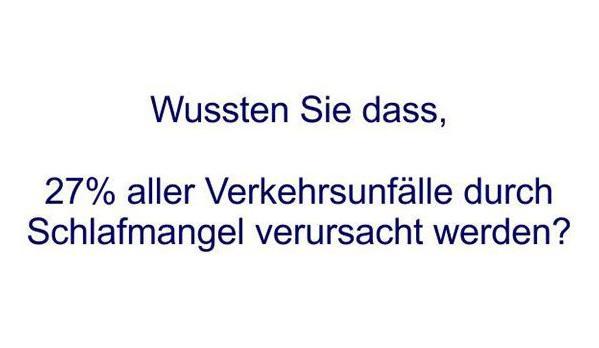 Schlafmangel für 76133 Karlsruhe